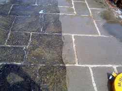 commercial patios, driveways and block paving cleaners derby
