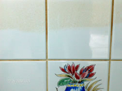wall tiles & grout cleaning derby